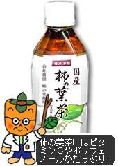 柿の葉茶は健康志向の方におすすめです!